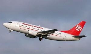 Минтранс снял ограничения на полеты Georgian Airways между Грузией и РФ