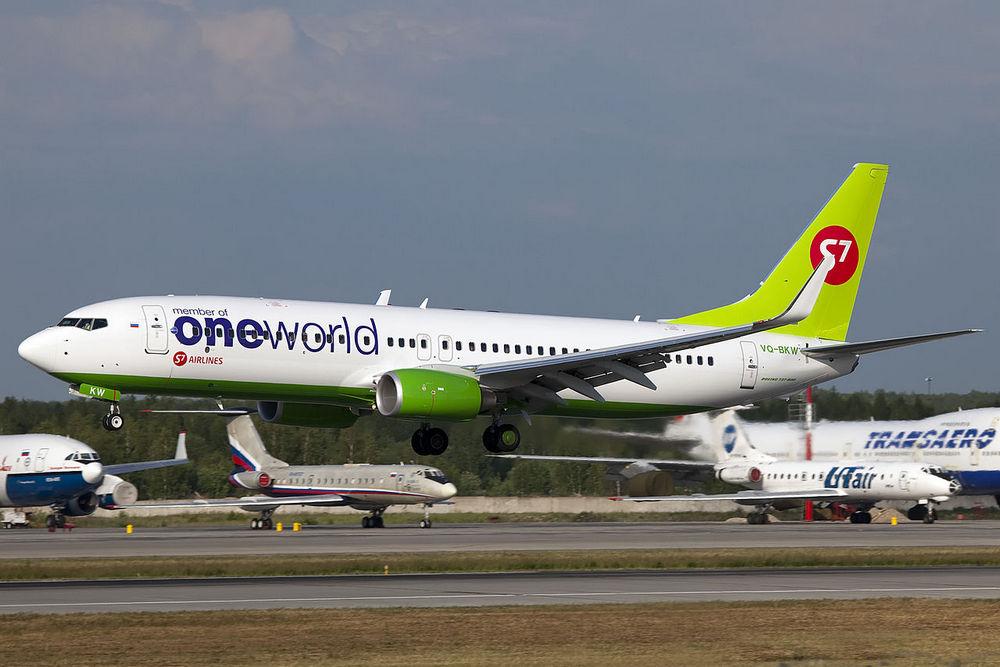 S7 Airlines открывает рейсы в Бари