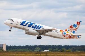 Utair предлагает 15% скидку на полеты в Тюмень, Ханты-Мансийск и Ульяновск
