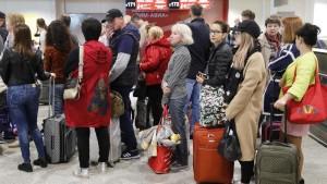 Штрафы за задержку рейсов значительно вырастут